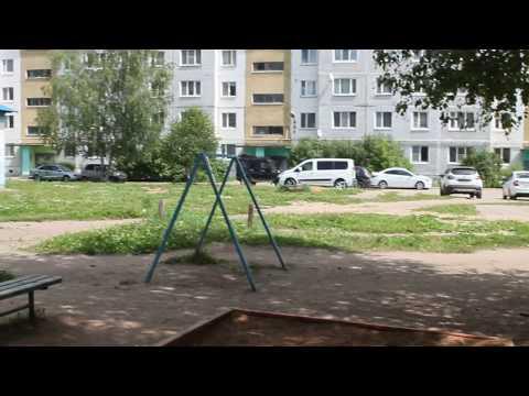 Ужасы нашего городка! Детская площадка (Сафоново,Советская,6/8)
