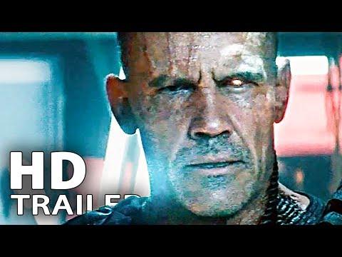 DEADPOOL 2 Trailer 2 (2018)