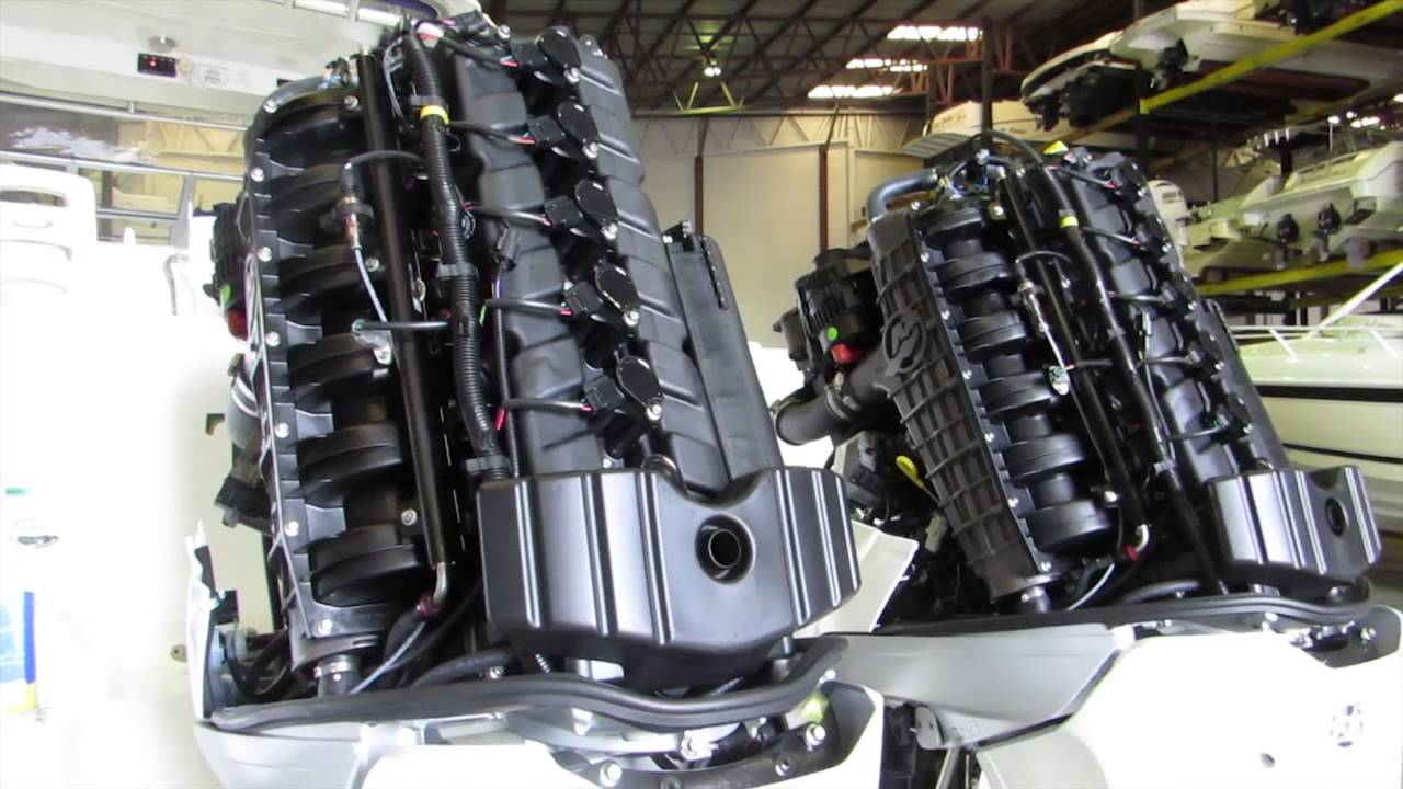 Mercury Verado 300 Repower