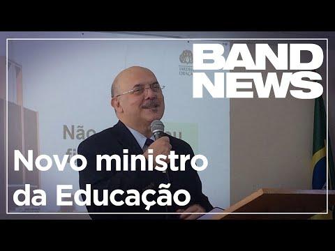 Milton Ribeiro será anunciado como ministro da Educação