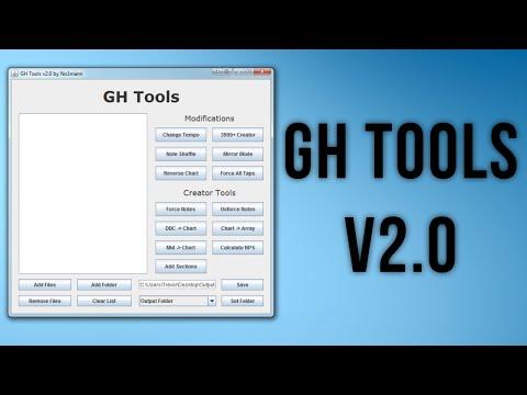 GH Tools by No1mann - www fullcombo net