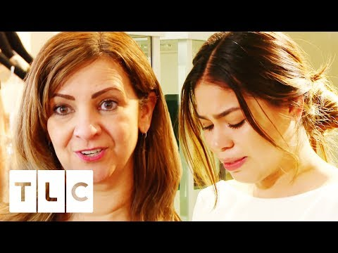 Jonathan's Mum and Fernanda Have An Emotional Day Of Dress Shopping | 90 Day Fiancé