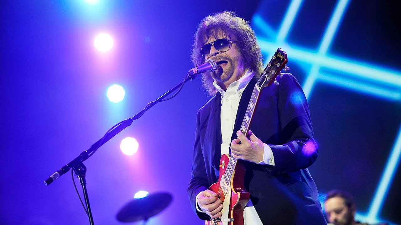 Jeff Lynne's ELO - Mr  Blue Sky at Radio 2 Live in Hyde Park 2014