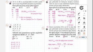8.sınıf Akıllı matematik atölyem sayfa 21-30 cevapları 2020
