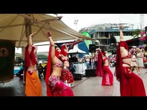 Darling Harbour Culture Beats – Lebanese Carnival 2015