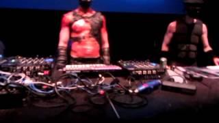 Omkara Techichi, live @ Qore 3.0, 03-11-2012