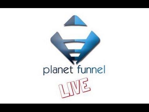 Planet Funnel Live Announcement