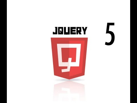 5. JQuery for Beginners - The DOM (What is it?)
