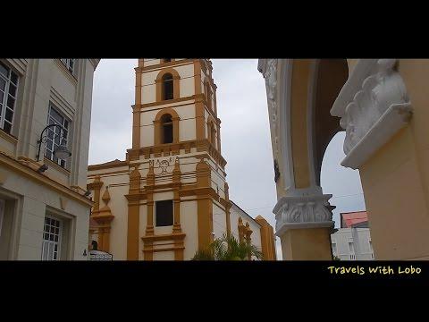 CAMAGUEY - Cuba's City of Churches - Pedestrian Streets -  Shopping - Baseball