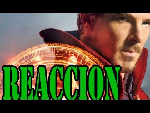 Doctor Strange 2 trailer español videoreaccion