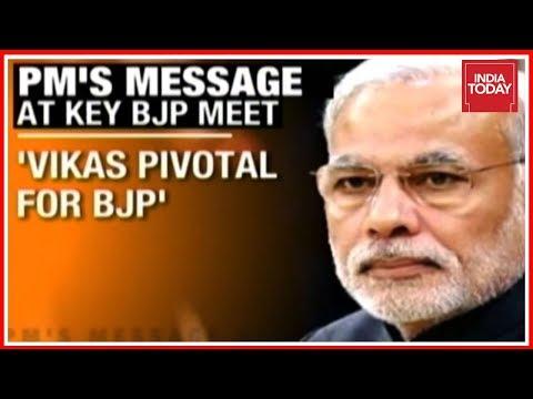 'Ajay Bharat, Atal BJP': PM Modi's Clarion Call For 2019 After BJP Executive Meet