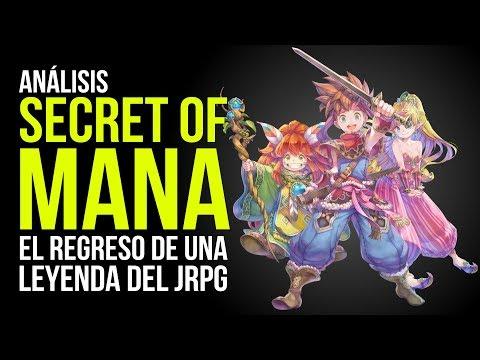 El regreso de una LEYENDA del JRPG - SECRET OF MANA, análisis