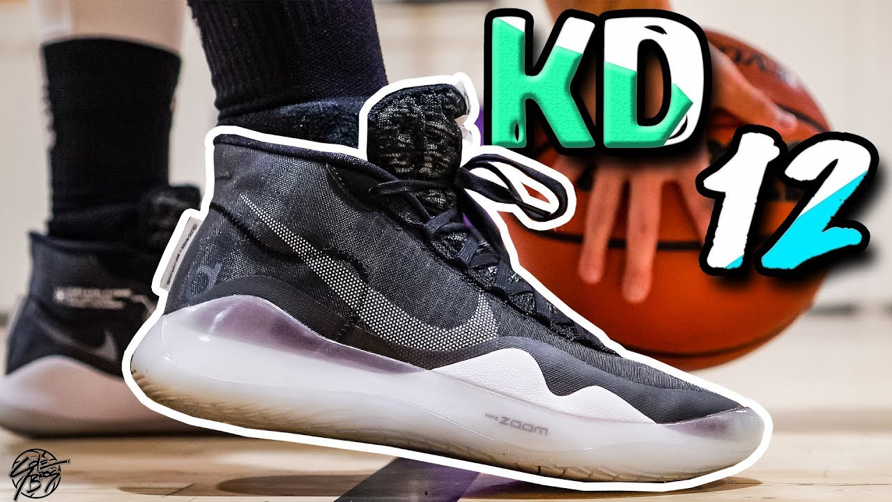 Nike KD 12 Performance Review! - YouTube