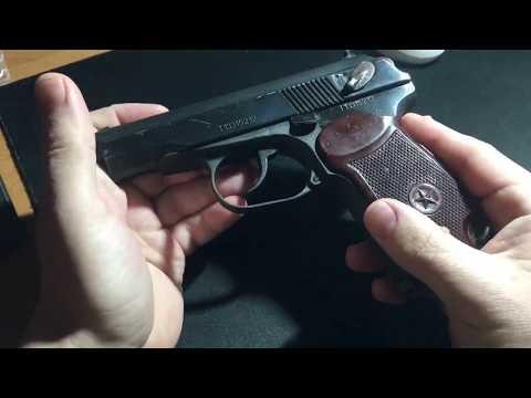 Обзор на МР 654-32, разбор, стрельба