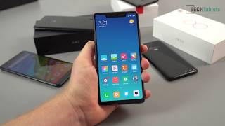 Xiaomi Mi 8 SE Unboxing och In-Depth Hands-On Review (engelska)