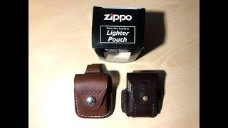 Обзор на чехол Zippo