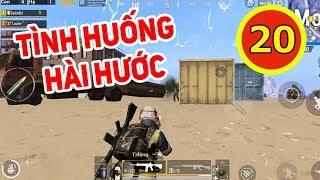 Hài PUBG Mobile #20 Những tình huống hài hước | PUBG MOBILE FUNNY MOMENTS