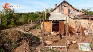 Házfelújítás egy szegény családnak azoktól, akik a nemes célokért élnek