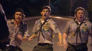 Кадры из фильма Скауты против зомби
