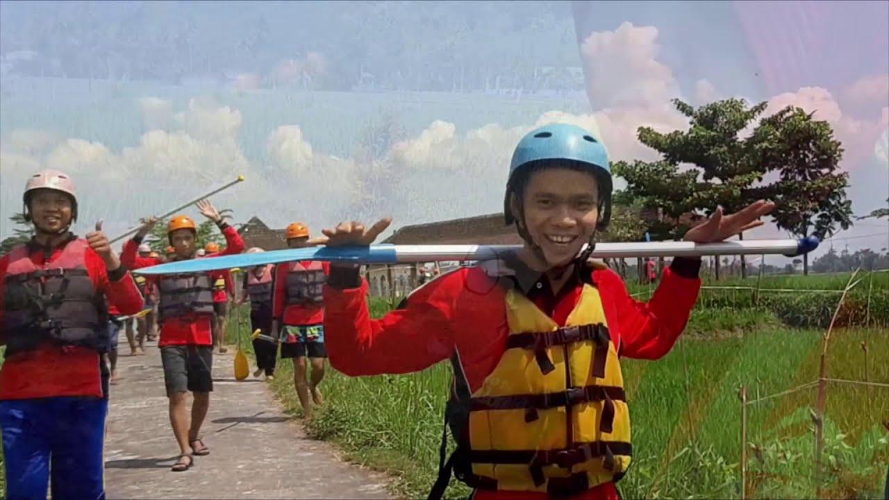 Download TIM NILA OUTBOUND Rafting di Kasembon Malang || Arusnya Deras Sekali Lhooo..