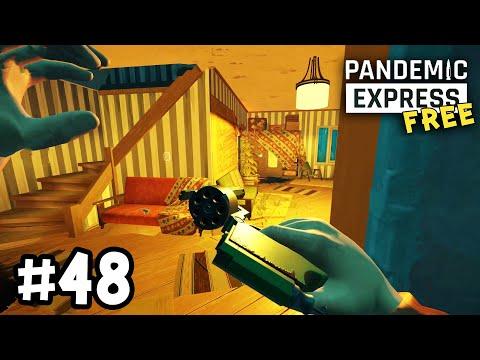 Pandemic Express - Zombie Escape[Thai] ด่านนี้ที่รอคอย PART 48