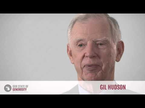 An Interview with Gil Hudson regarding Our State of Generosity