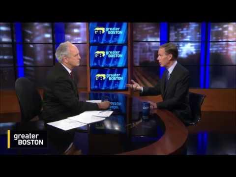 Former Ambassador Nicholas Burns Talks Jerusalem Embassy, State of the State Department