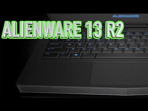 ALIENWARE 13 R2 Review - Most Portable Gaming Laptop