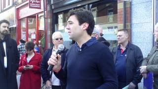 Andy Burnham, Leigh against the Bedroom Tax