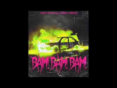 [ENG] DJ H.ONE X JUSTIN OH - Bam Bam Bam (feat. JOOHEON Of MONSTA X)