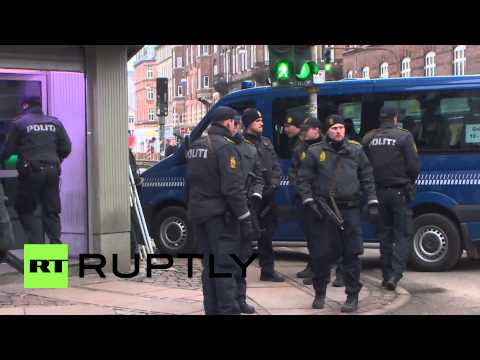 Denmark: See suspects arrested in connection with Copenhagen shootings