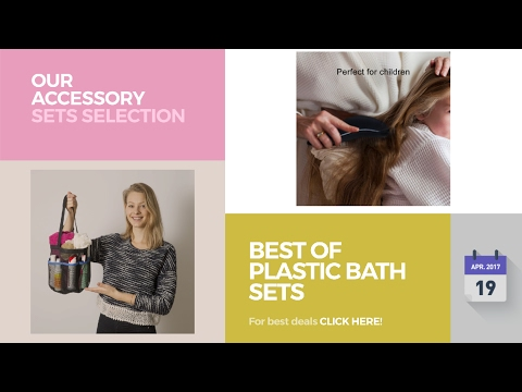 Best Of Plastic Bath Sets Our Accessory Sets Selection