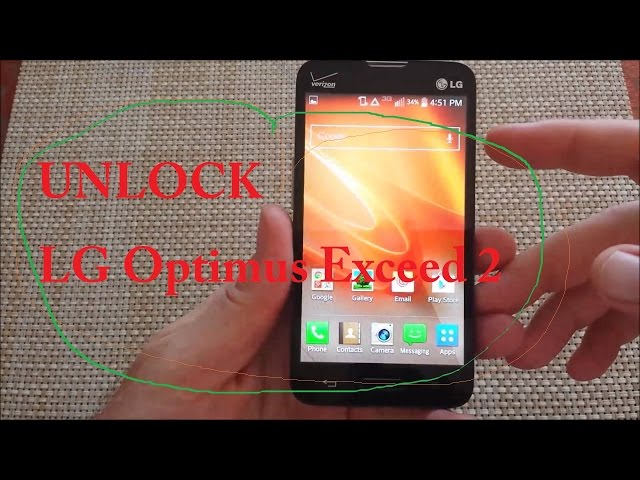FULL TUTORIAL: BY PASS ACTIVATION on LG Optimus Exceed 2 (Verizon Prepaid)