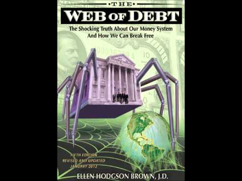 Web of Debt Author Ellen Brown on W.A.N Radio