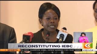 Reconstituting IEBC