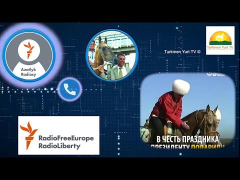 Geldy Kyarizov - Radio Azatlyk | Taýär Aşyň Eýes. Turkmenistan. Bedew Baýramy 2017