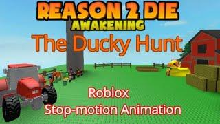The Ducky Hunt (R2DA Roblox Animation)