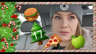 VLOGMAS 17: Dużo o jedzeniu