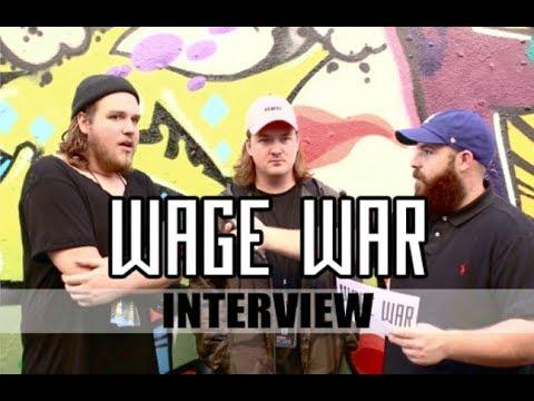 Wage War Interview | Deadweight | In Detail