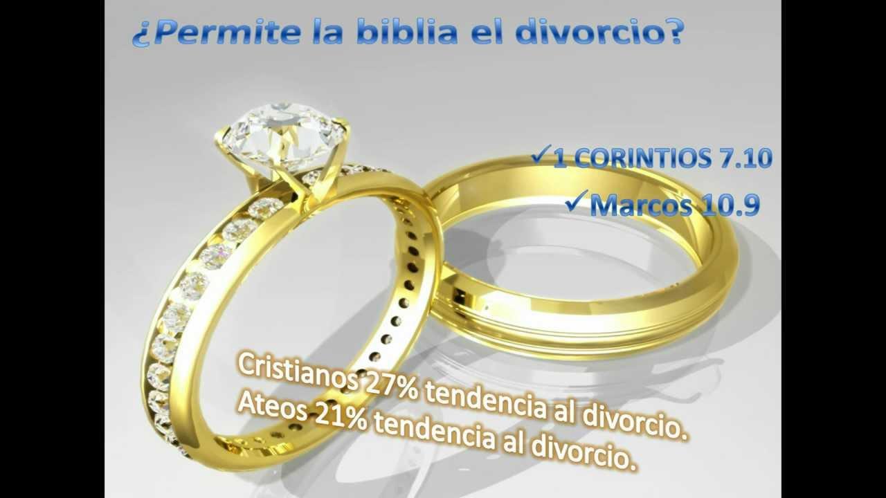 Biblia Sobre El Matrimonio : Permite la biblia el divorcio por fornicacion y adulterio