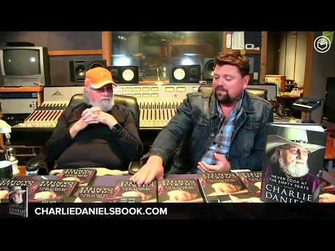 """Charlie Daniels Book Signing & Interview 