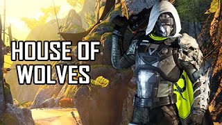 What Destiny Got Wrong? - House of Wolves Gameplay Thieve's Den Control