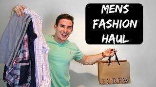 Mens Fashion Haul - May 2016