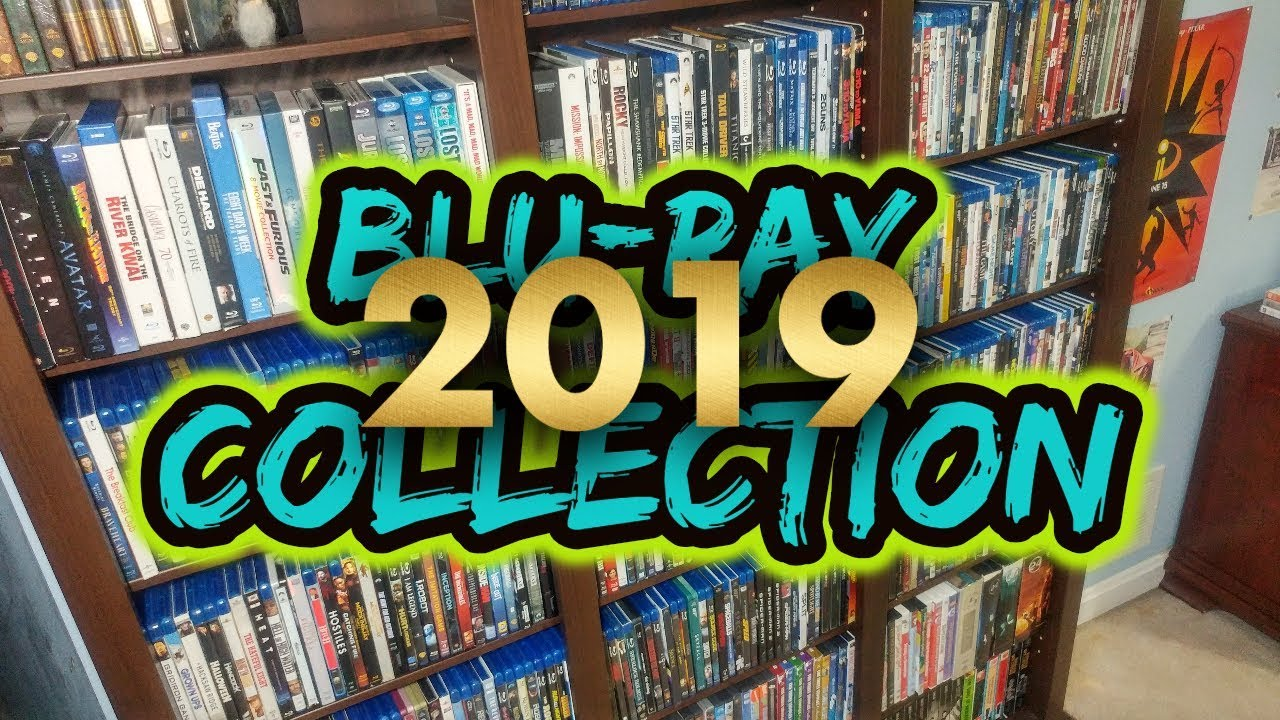 Download BLU-RAY COLLECTION 2019