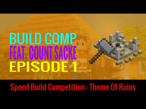 Private Building Competition - Episode 1 - Feat. Count Sacke