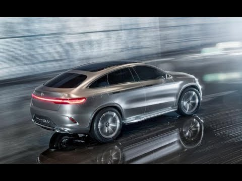 2019 Mercedes-Benz GLE COUPE - YouTube