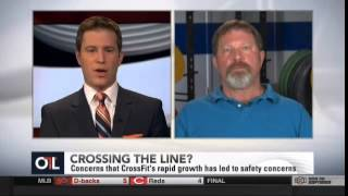 ESPN Outside the Lines: Crossing the Line? Russell Berger vs Mark Rippetoe