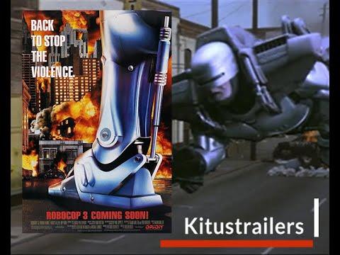 Robocop 3 Trailer (Español)