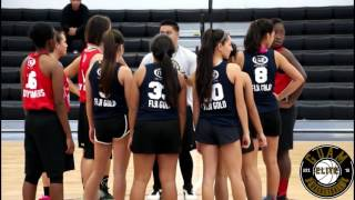 Guam Elite Basketball Womens League Highlight Video.  Fiji Gold vs. Lady Bombers