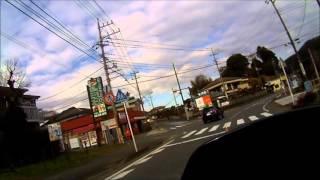 【バイク車載動画】神奈川県道64号伊勢原津久井線(下り)伊勢原→青野原【HD】PCX150